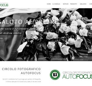 CIRCOLO FOTOGRAFICO AUTOFOCUS